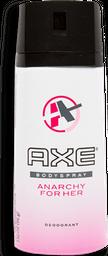 Desodorante Axe Anarchy For Her Aerosol 150 mL
