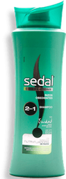 Shampoo 2 en 1 Sedal Co Creations Rizos Obedientes 650 mL