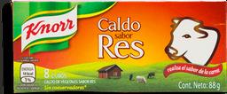 Sazonador Caldo Knorr de Res 88 g
