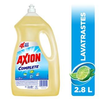 Axion Lavatrastes Complete
