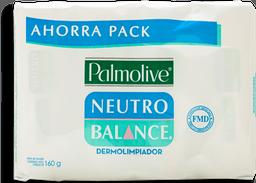 Jabón de Tocador Neutro Balance Dermolimpiador 150 g x 5