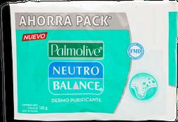 Jabón de Tocador Neutro Balance Dermo Purificante 160 g x 4
