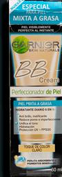 Bb Cream Piel Grasa Tono Claro Garnier