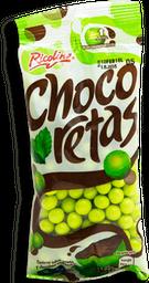Chocolates Chocoretas Sabor Menta 125 g