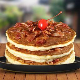 Pancake Tocino