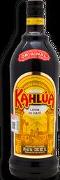 Licor De Caf  1 L Kahlua