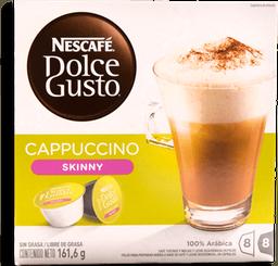 Cápsulas de Café Nescafé Dolce Gusto Cappuccino Skinny 16 U