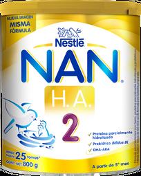 Nan HA 2 Formula Especializada para Lactantes A partir del 5 Mes