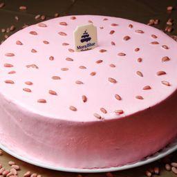 Pastel de Piñon Rosa Baby 1.2 kg Aprox