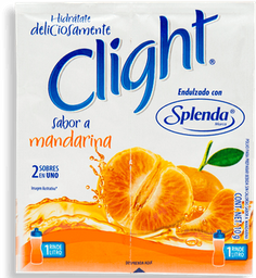 Polvo Soluble Clight Mandarina 10 g
