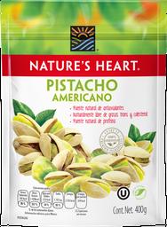 Pistacho Nature's Heart Americano 400 g