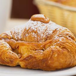 Croissant Dulce de Leche