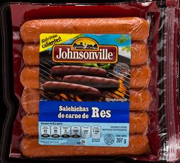 Salchicha Johnsonville de Carne de Res 397 g