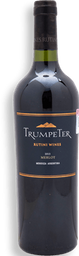 Vino Tinto Trumpeter Merlot Argentina Botella 750 mL