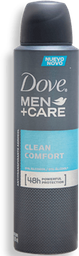 Antitranspirante Dove Men + Care Clean Comfort Aerosol