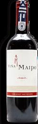 Vino Tinto Viña Maipo Cabernet Sauvignon Botella 750 mL