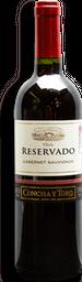 Vino Tinto Reservado Cabernet Sauvignon Botella 750 mL