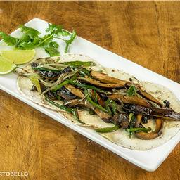 Portobello (orden de 3 Tacos)