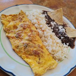 Omelette Clásico .
