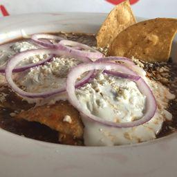 Enchiladas Clasicas