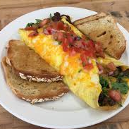 Omelette Mexicano