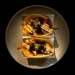 Taco Camaron Panko