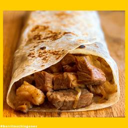 Burrito Arrachera Premium