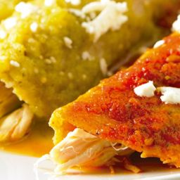 Enchiladas, Enmoladas o Enfrijoladas