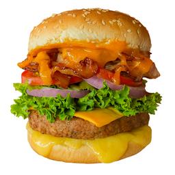 3 Quesos Burger