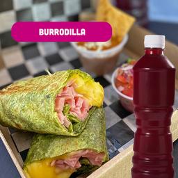Burro Burrodilla