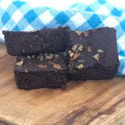 Brownies Keto - 3x2