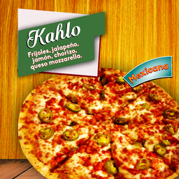 Pizza Kahlo