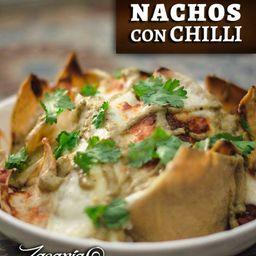 Nachos con Chilli