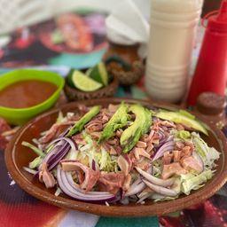 Tacos Ahogados Frijol O Papa