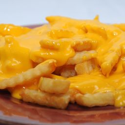 Papas a la Francesa con Queso