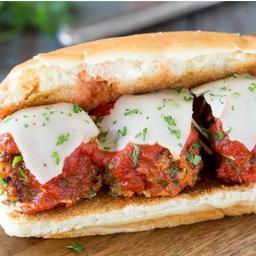 Meatball Sándwich