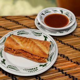 Torta de Cochinita