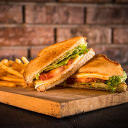 Sándwich de 3 Quesos