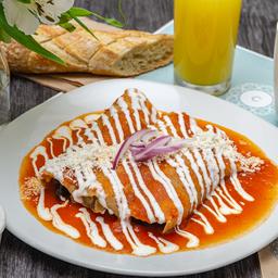 Enchiladas Cardamomo
