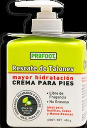 Crema Profoot Para Pies Con Aceite de Argán Atomizador 454 g