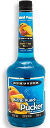 Licor Dekuyper Island Punch Pucker Botella 750 mL