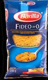 Pasta Barilla Para Sopa de Fideo N° 0  200 g