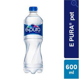 Epura Sin Gas 600 ml