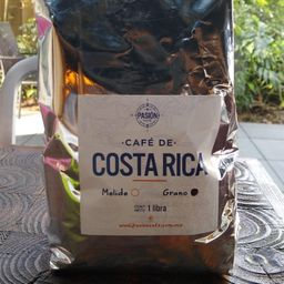 Bolsa Café Grano Costa Rica