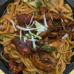 Noodles de Pato
