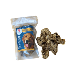 Dogift Snack Para Perro Pulmón de Cerdo 100 g