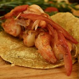 Tacos de Camarón