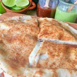 Taco de Shawarma en Pan Árabe