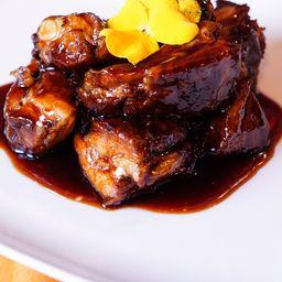 Costillitas BBQ Hot