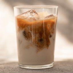 Horchata de Girasol y Espresso